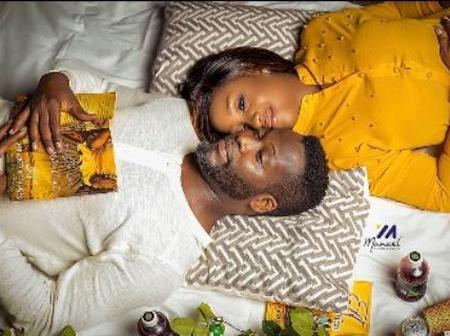 Adjetey Anang and Wife celebrate 14 years of marriage
