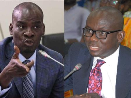 Just Answer My Simple Question: Haruna Iddrisu Grills Godfred Dame On The PDS Scandal