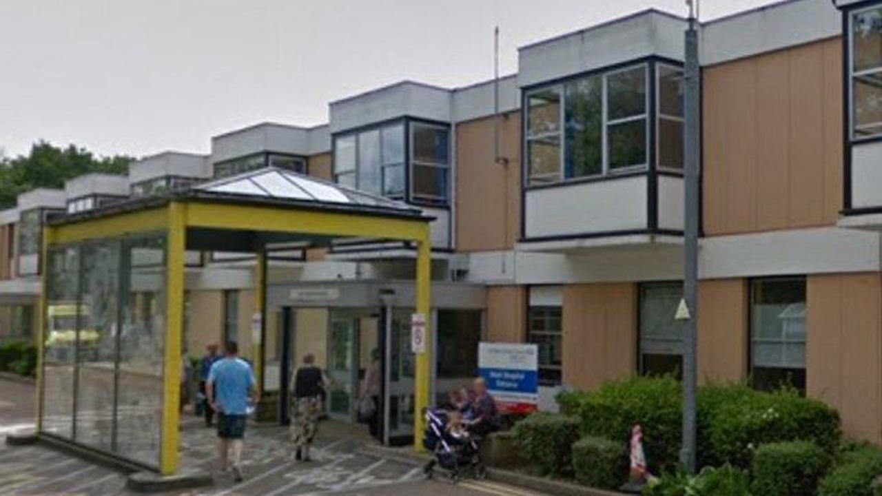 ICU evacuated and 'critical incident' declared amid fears roof could collapse