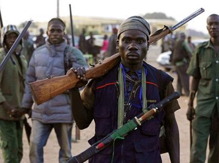 Opinion: If Nigerians are given licensed guns, insecurity will be reduced