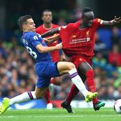 Predicted Liverpool Lineup Ahead Of Chelsea Clash Tonight