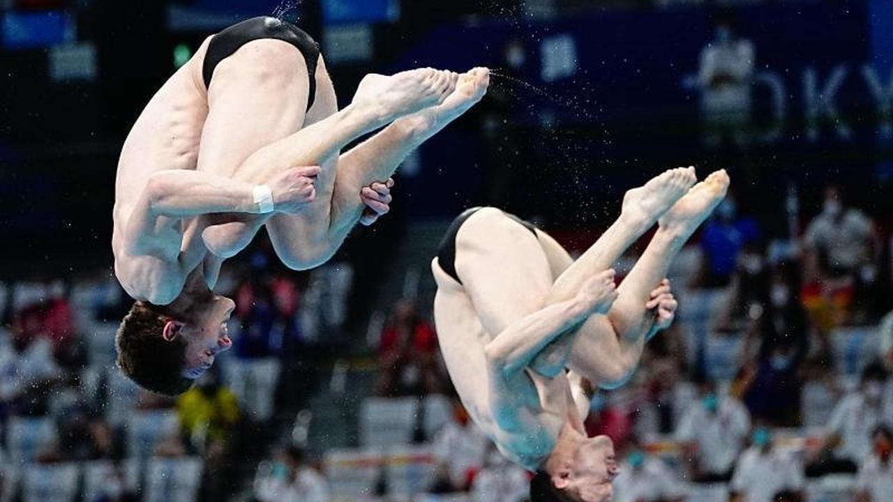 Hausding und Rüdiger springen nervenstark zu Bronze