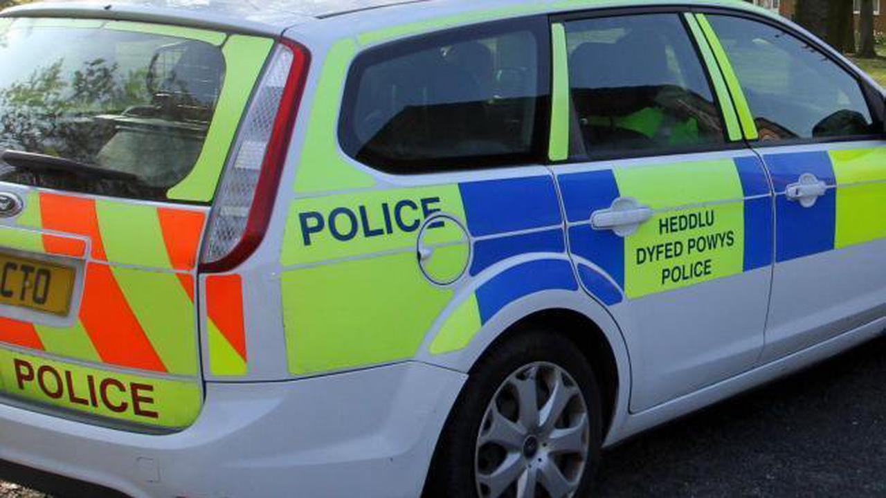 Powys driver tests positive for cocaine and cannabis