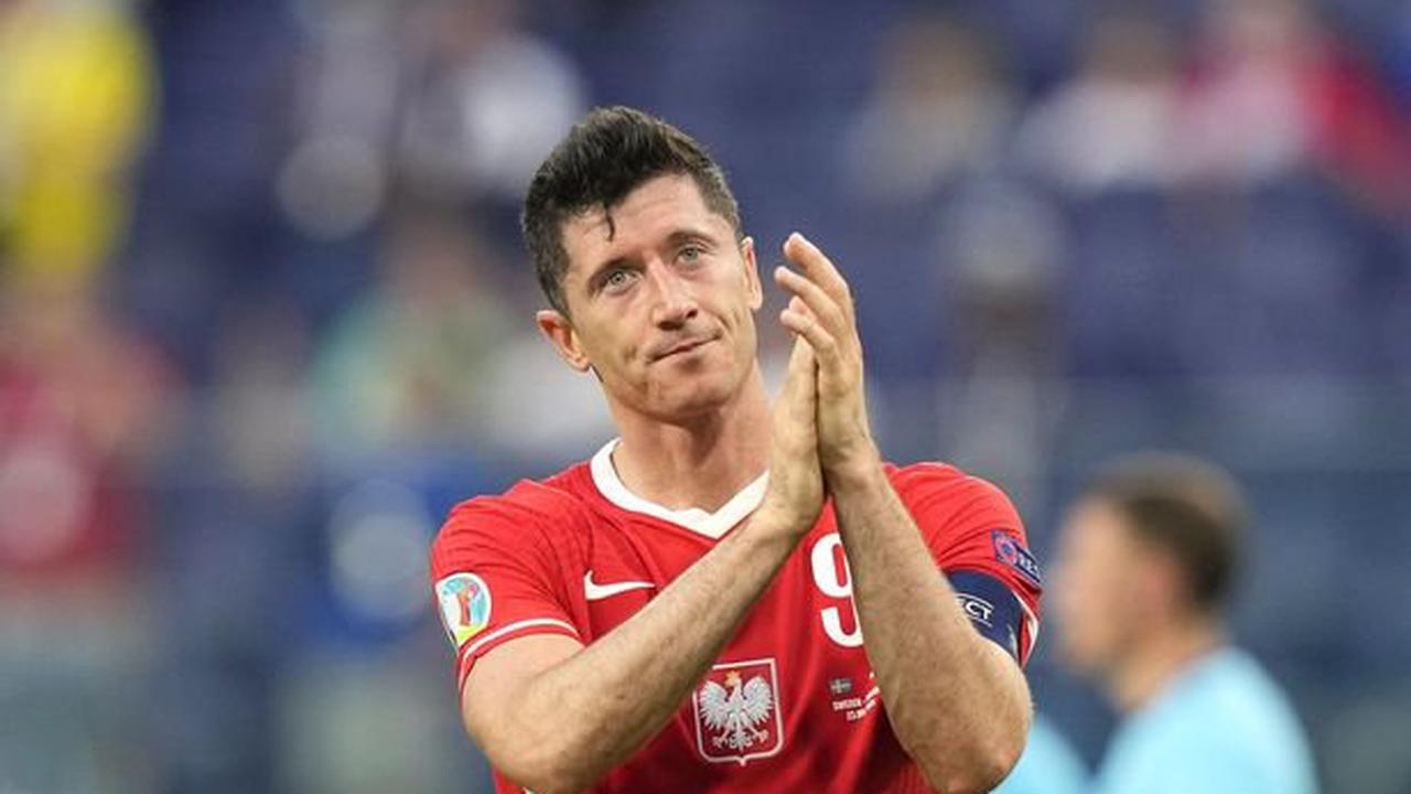 Lewandowski's genius not enough as striker's sheer will can't prevent Euros exit