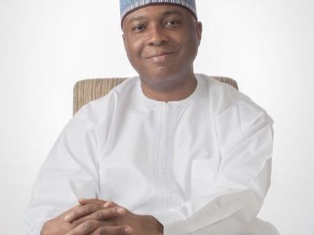 Though a Muslim, see what Bukola Saraki said about Christians celebrating Easter today