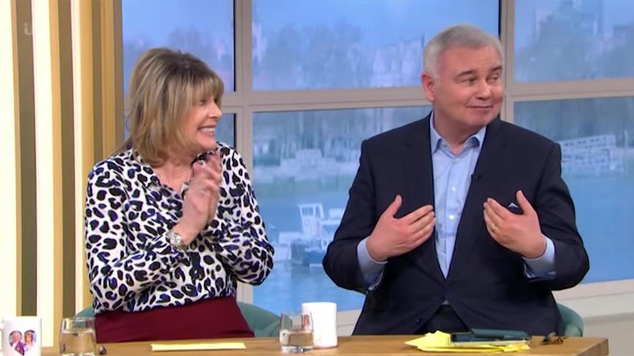 Eamonn Holmes undergoes steroid jabs as he says chronic pain left him 'drained'