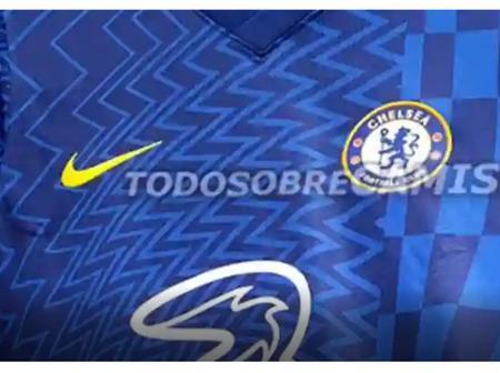 Chelsea Home Kit for 2021/22 season LEAKED