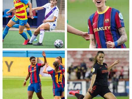 After Oshoala Fired Blanks And Gonzalez Scored, See Spanish Primera League Results And Top Scorers