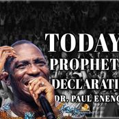 Powerful Prophetic Declarations To Start Your Day With - Dr. Paul Enenche