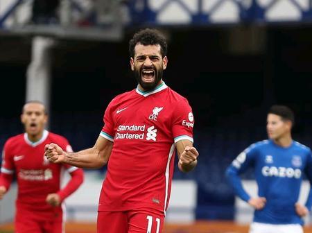 Better than Ronaldo, Vidic, Kane, Aguero, Ballack ? See the Salah's League record that no one has.