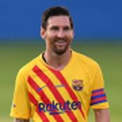 Barcelona and Brazilian legend urges Lionel Messi to sign for Manchester City