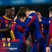 After Barcelona Qualified For the Finals, See Who They Will Face Next in Their Next match