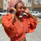 Nigerian Teen Actress Susan Pwajok Shares New Photo Of Herself In A Hijab