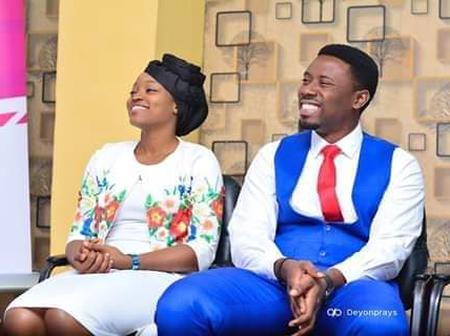 Cheerful Playmate By Day Prayer Warriors By Night Joshua And Tolu Exchange Love Note On Social Media