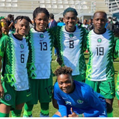 Beautiful Pictures of Nigeria's super Falcon players and the clubs they play for