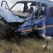 Deadly accident claims the lives of 7 passengers on the Accra-Kumasi road