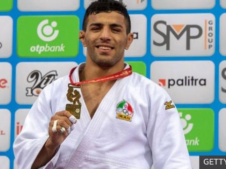 Exiled Iranian Athlete Saeid Mollaei to compete in Israel
