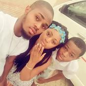 Regina Daniels Is Beautiful But Have You Seen How Handsome Her Brother Looks? See Photos