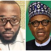 Nigerian's React To What Happen To This Young Man After He Called Buhari A Weak President.