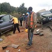 4 Family Members Succumb To A Grisly Road Accident