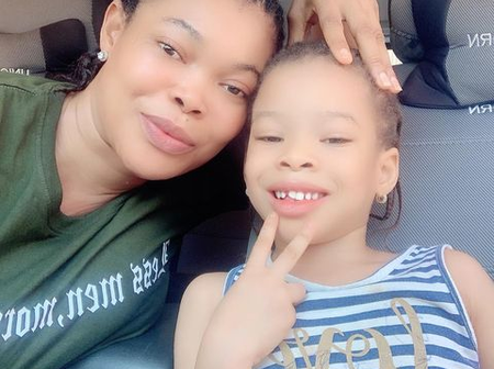 Popular Actress' Daughter Shares Lovely Photos As She Steps Out Today