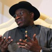 Goodluck Jonathan speaks on 2023 Presidency, advises Buhari on how to end insecurity