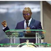 This Is Unbelievable- Check Out SARS New Meaning According To Pastor Tunde Bakare.