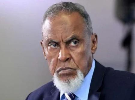 Meet the late Former Garissa Senator Yusuf Haji's Son Whom Elders Have Endorsed to Inherit Him