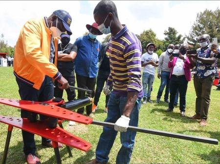 Itumbi: Giving A Machine To Dennis Omondi And Stephen Does Not Make Them Incited Hustlers