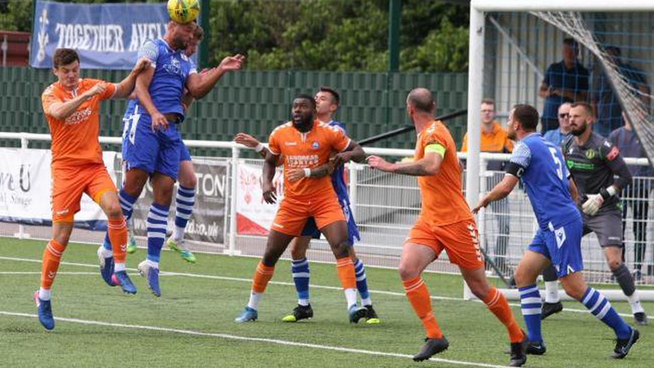 Ryan Maxwell unhappy with Braintree's 'totally unacceptable' friendly display