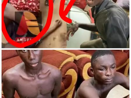 The Mallam Is From Volta And We Believed In Him After We Saw Him On TV - Sakawa Boys Reveal