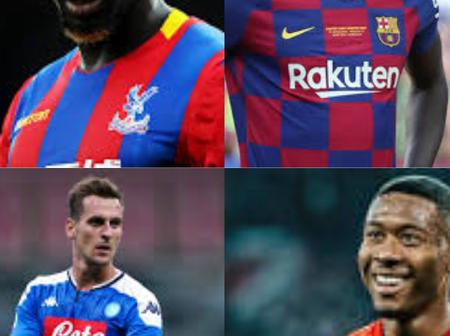 Transfer News Update On Milik, Sakho, Umtiti, Botman, Alaba