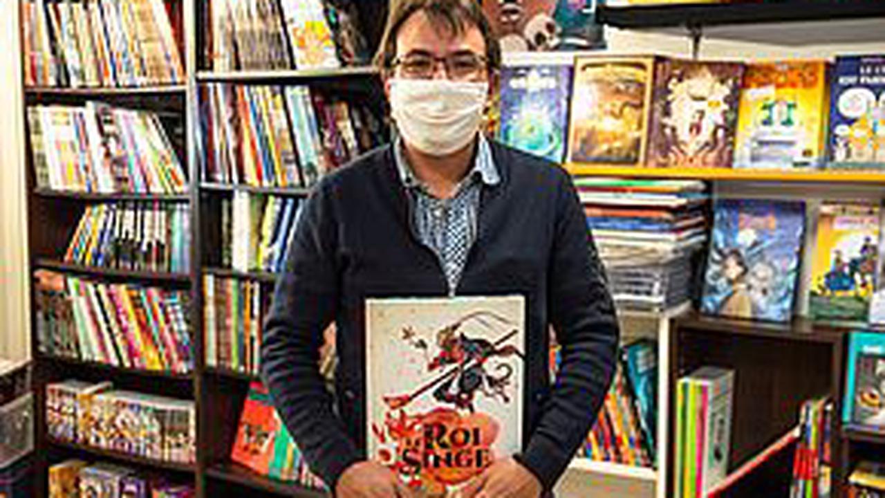 Lecture : le coup de cœur de la librairie Gribouille