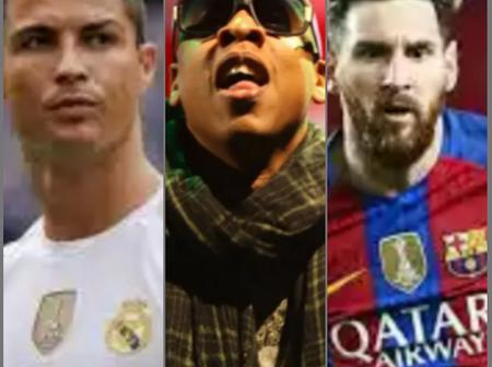 Between C Ronaldo, Jay Z And Messi: Who Is Richer?