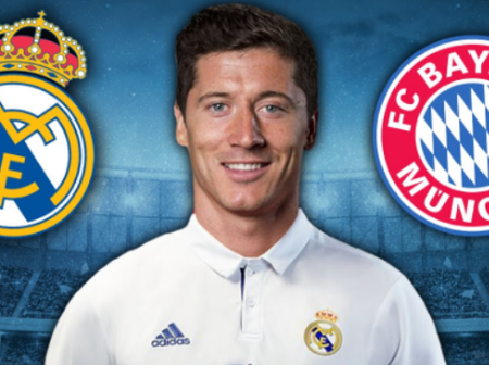 The Real Reason Why Robert Lewandowski Never Signed With Real Madrid FC