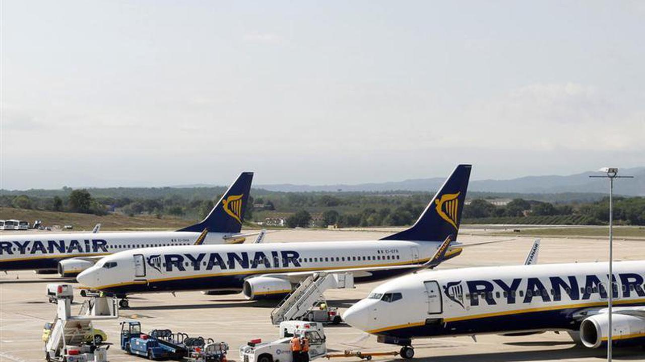 Ryanair et commande de Boeing 737