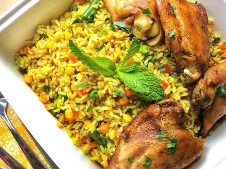 How To Prepare Delicious Chicken Fried Rice For Easter Sunday