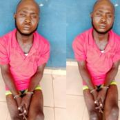 I Killed Him For Accusing Me Of Doing Adult Things With Married Woman- Suspect