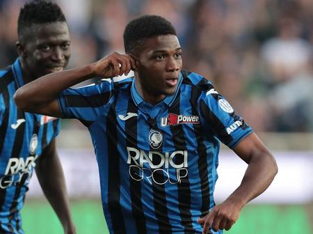Manchester United To Seal Deal For Amad Traoré From Atalanta