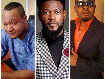 4 Handsome Nollywood Actors Who Passed Away At A Young Age.