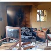 Police Station In Imo Set on Fire