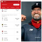 Liverpool's Next 8 PL Games Show Jorgen Klopp's Destiny Is In His Hands As Top Four Battle Continues
