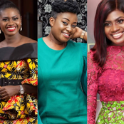 Decent Outfit Inspirations From Martha Ankomah And Afia Amankwah Tamakloe