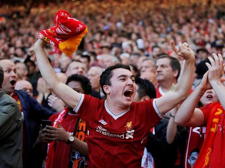 Injury Boost for Liverpool fans as star recovered ahead of Aston villa clash (photos)