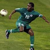 Jay-Jay Okocha Still Holds A FIFA World Cup Record That Has Not Been Broken Since 1994