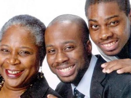 Remember Former Nollywood Actress Onyeka Onwenu Check Out Beautiful Photos Of Her And Her Family.