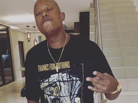 Mampintsha Might Be Opening A New Church And Dropping An Alcoholic Drink