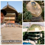Poverty Is Bad: See People Reactions To This House That Is Worth ₦8.7 Billion (Video)