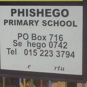 Learners of Phishego Primary School in Limpopo to receive vaccines on the 8th of March. Read more