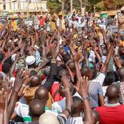 Another Sharp Disagreement Emerge During Raila and Joho Mombasa Tour Over 2022 ODM's Candidacy